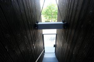 賀茂川・大文字ビュー 建築家設計 新築3階