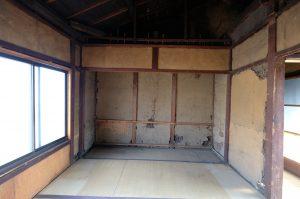 上京区 未改装町家