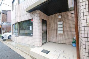 今出川 事務所や隠れ店舗に 緑あふれる小ビル